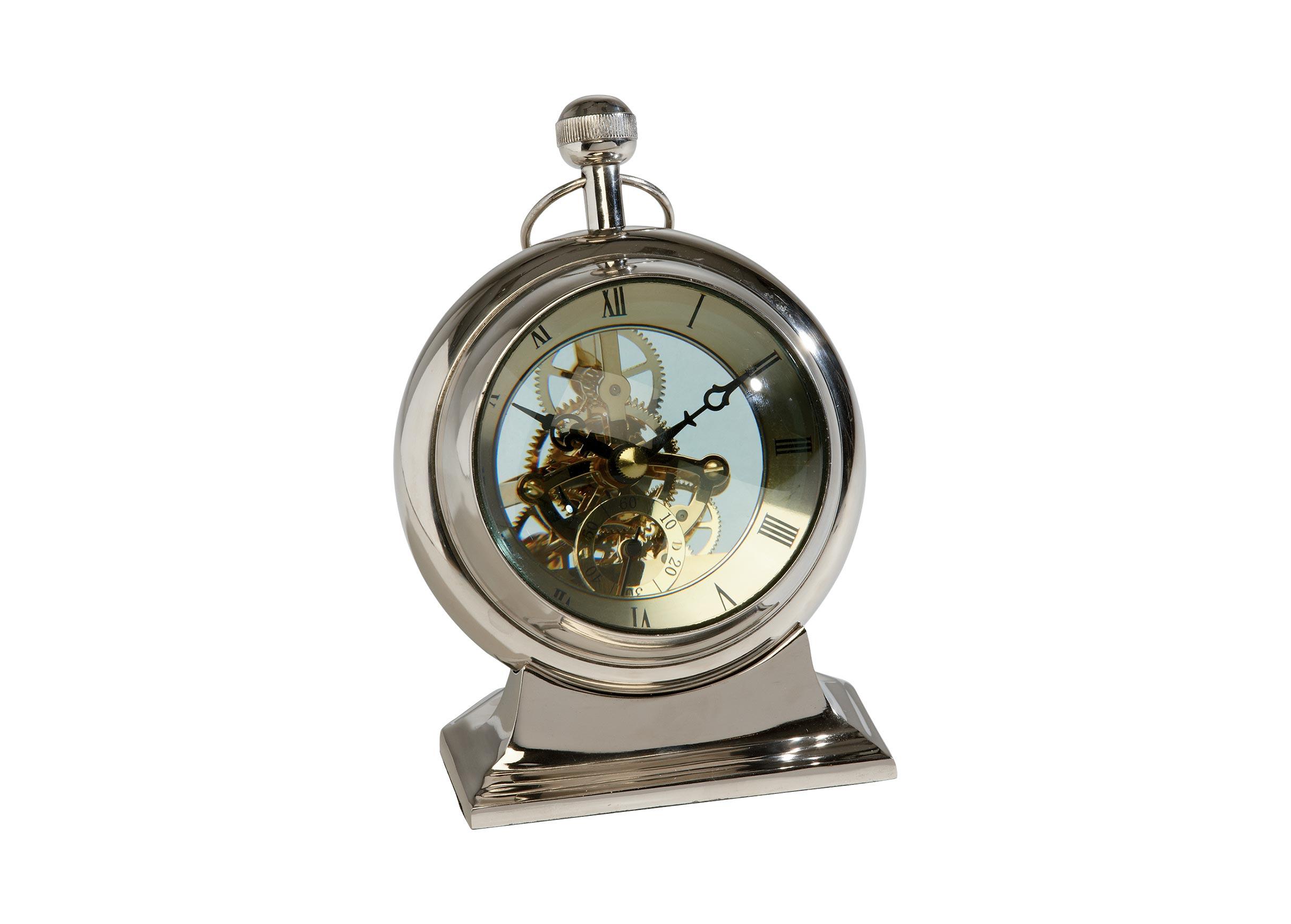Clear Dial Desk Clock Clocks Ethan Allen