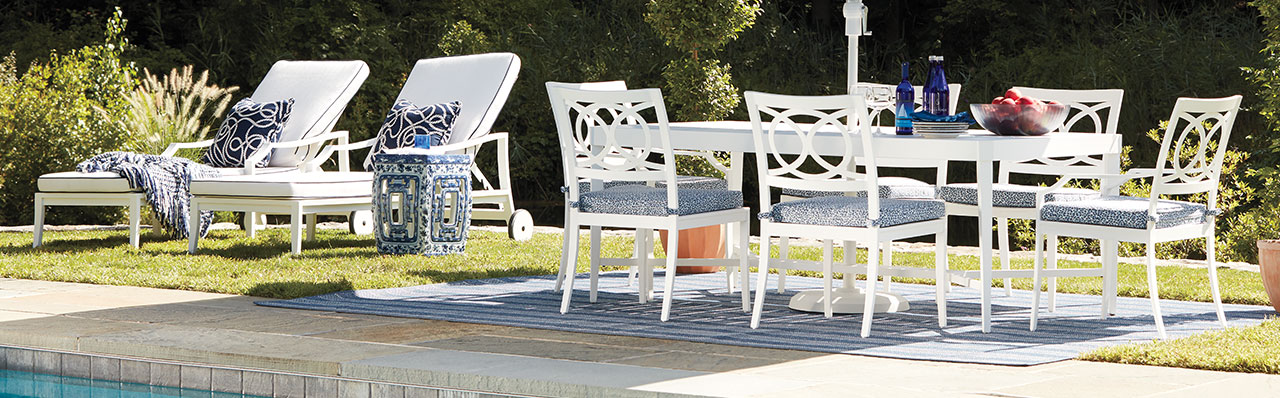 shop outdoor furniture ethan allen